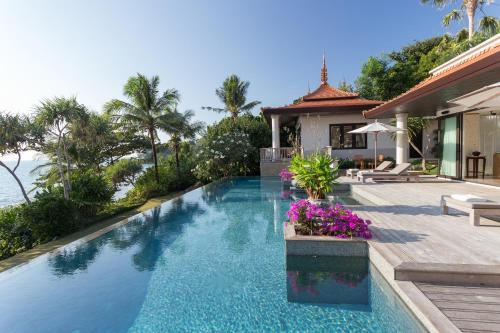 4-Bedroom Ocean Front Residence- Villa no.31