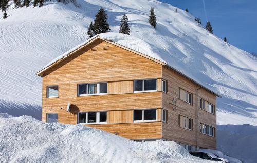 Bergzeit Appartements Warth