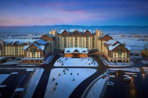 Gaylord Rockies Resort & Convention Center - Denver, CO 80019
