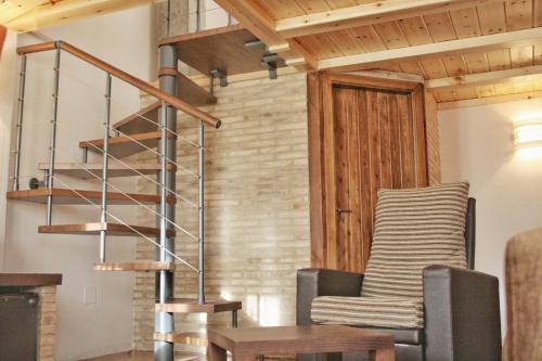 Junior Suite with Mountain View Posada de Uncastillo 3