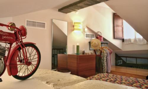 Junior Suite with Mountain View Posada de Uncastillo 1