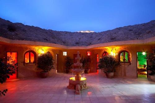 Hotel Cueva Tardienta Monegros - Tardienta