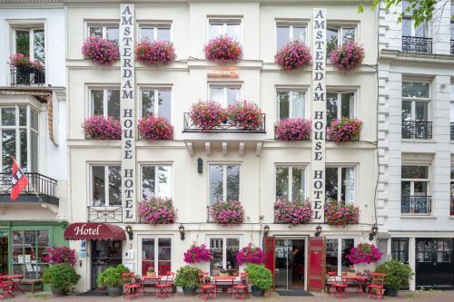 Amsterdam House Hotel Eureka photo 53