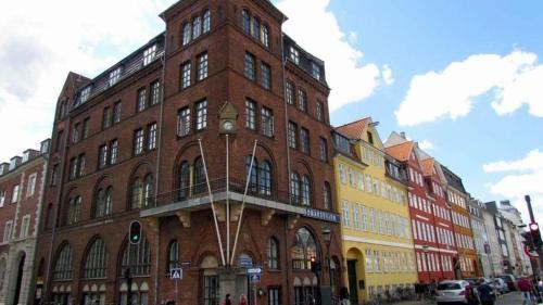 Bethel, Pension in Kopenhagen