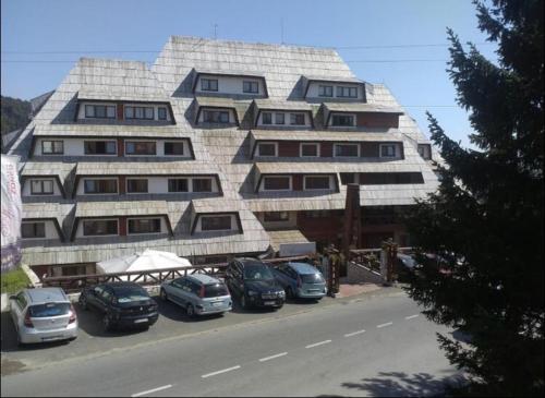 Apartment 111 at Zoned Apart Hotel & Spa - Apartman 111 u hotelu Zoned - Kopaonik