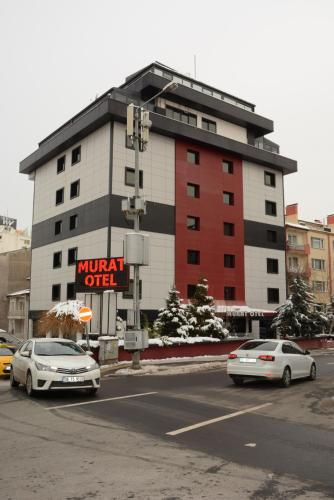 Ankara Murat Otel online rezervasyon