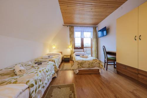 Górski Ośrodek Jeździecki - Hotel - Bukowina Tatrzanska