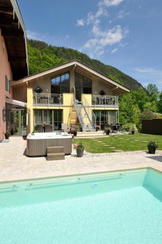 Ferienparadies Alpenglühn - Hotel - Berchtesgadener Land