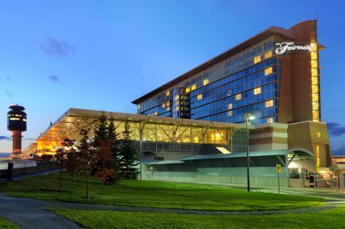 Fairmont Gold at Fairmont Vancouver Airport - Hotel - Richmond