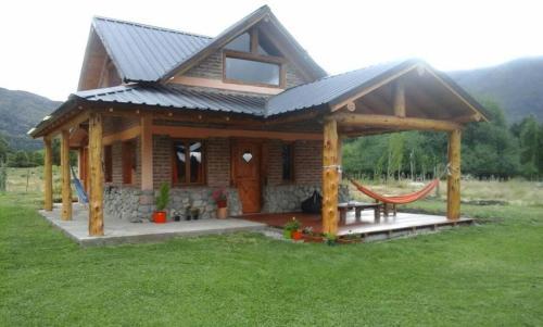 Cabaña en El Hoyo