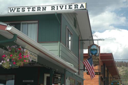 Western Riviera Lakeside Lodging - Grand Lake, CO 80447