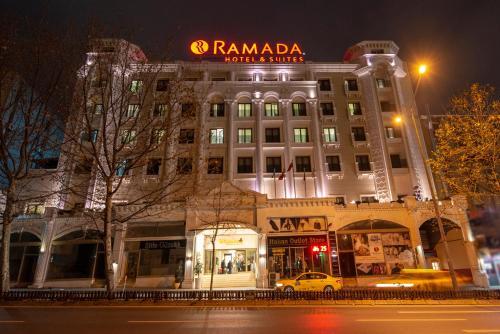 Istanbul Ramada Hotel&Suites Istanbul Merter odalar
