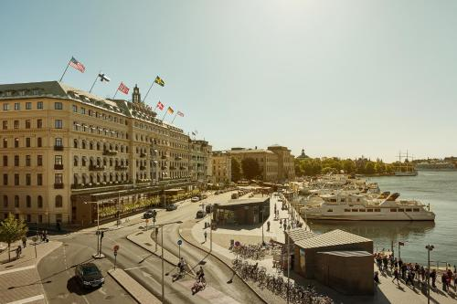 Grand Hôtel Stockholm, Sweden