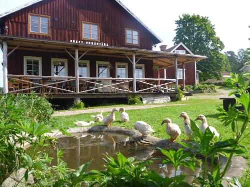 Accommodation in Stråtjära