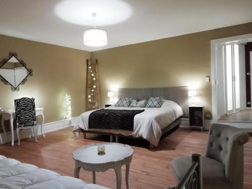 Chambres d'hôtes La Tuilerie - Accommodation - Blainville-sur-l'Eau