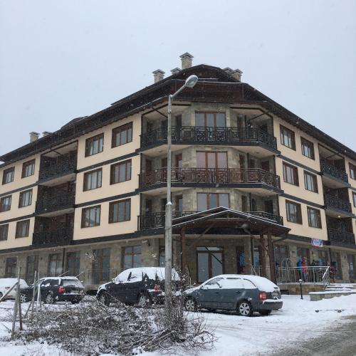 GT Vihren Apartments in Residence Bansko