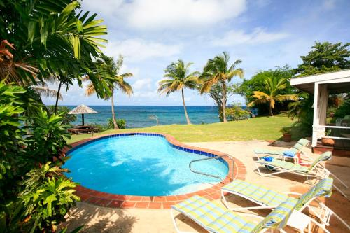 Cap Estate Villa Sleeps 4 Pool Air Con Wifi