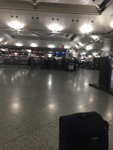 Istanbul Airport AVM yol tarifi