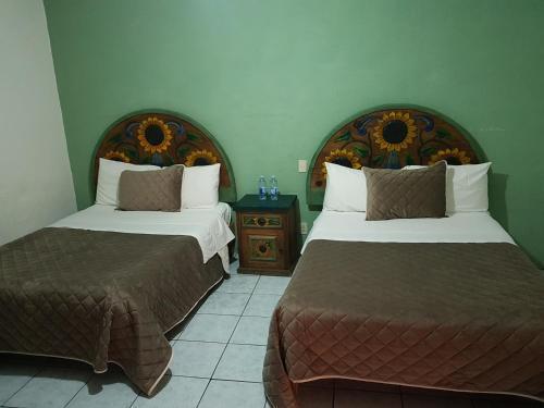 HOTEL MESON MARIANO MATAMOROS