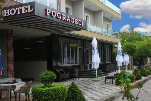 Фото отеля Hotel Pogradeci