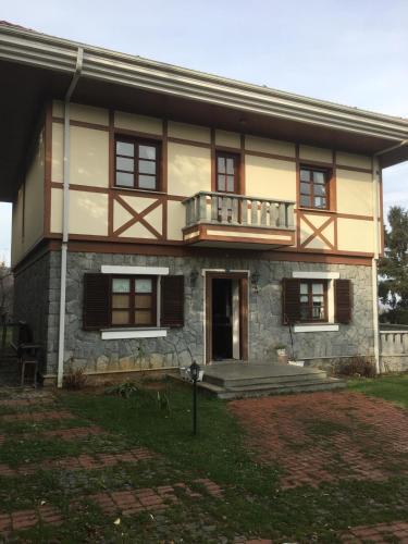 Trabzon Çağlayan günay köyü Dağ Evi map