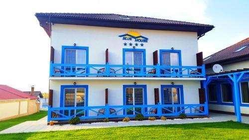 . Blue House