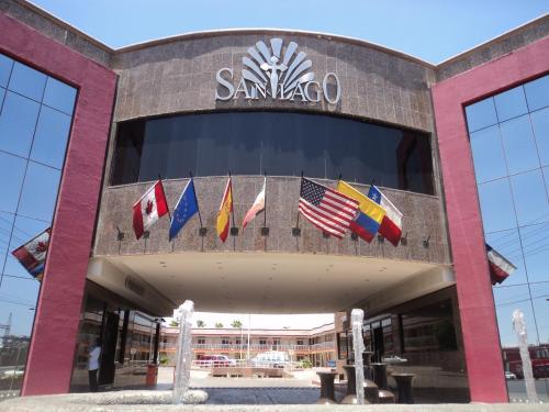 Hotel Santiago Plaza