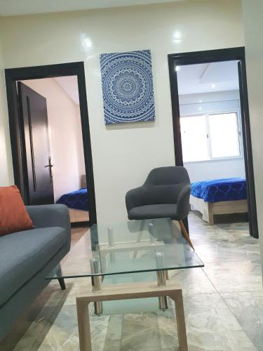Beautiful Studio Centre Rabat 2 BEDROOM