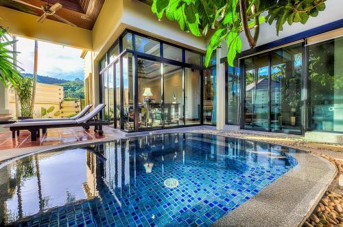 1- bedroom Luxury Bali style Villa in Naiharn 1- bedroom Luxury Bali style Villa in Naiharn