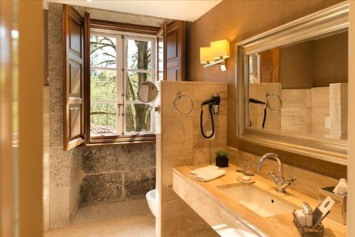 Habitación Deluxe - Uso individual A Quinta Da Auga Hotel Spa Relais & Chateaux 4
