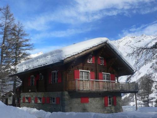 Apartment Chalet Casanou Saas-Fee