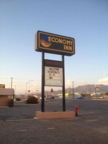 . Economy Inn Alamogordo