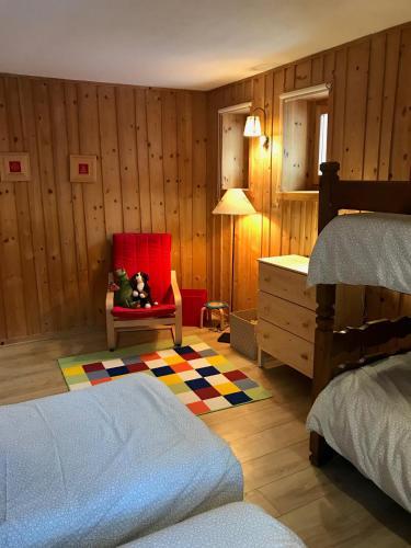 Accommodation in Ristolas