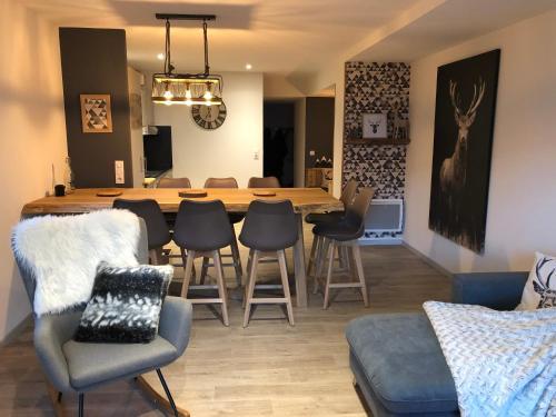 Appt Le Caribou/La Mongie - Apartment