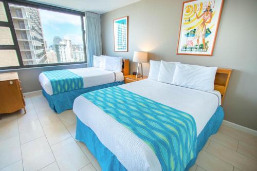 Waikiki Banyan Tower 1 Suite 2210 - Honolulu, HI 96815