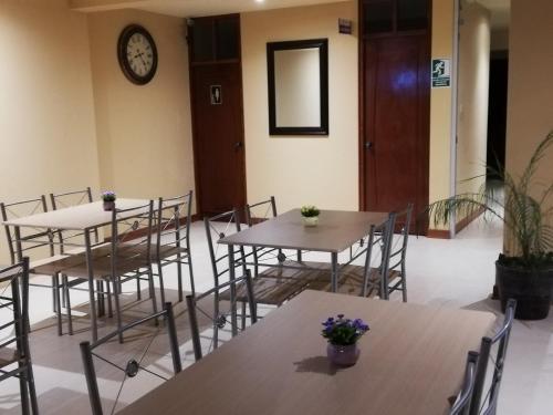 Hotel Caxa Wasi, Cajamarca