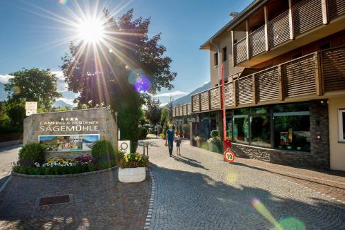 Residence Sägemühle - Accommodation - Prato allo Stelvio