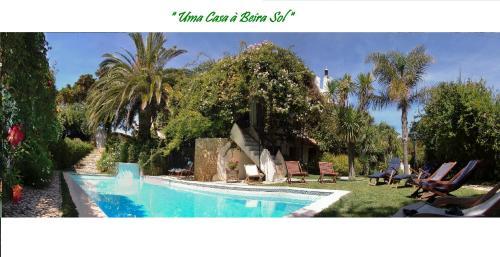 Uma Casa a Beira Sol