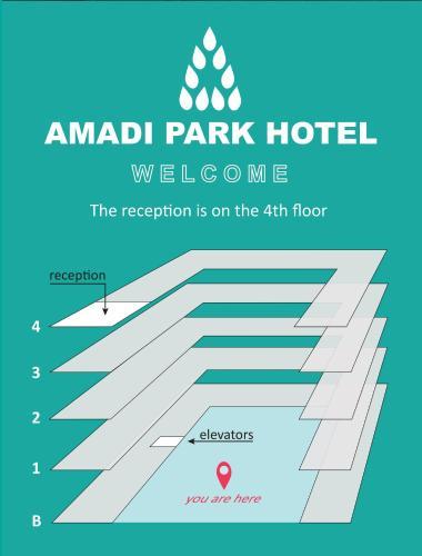 Amadi Park Hotel photo 26