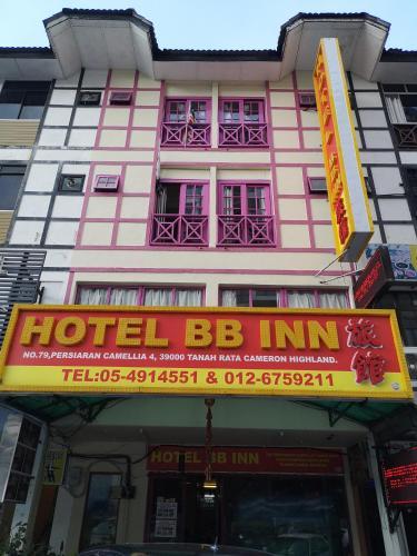 Фото отеля Hotel BB Inn @ Cameron