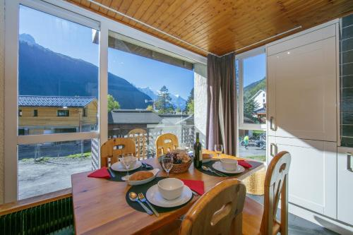 Residence de Lognan- Les Jorasses 26 Chamonix