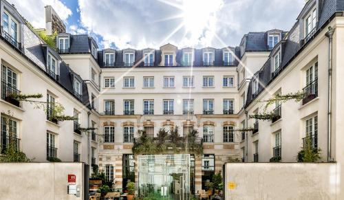 Kube Hotel Paris - Ice Bar impression