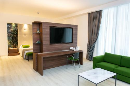 Suite med spabad (Suite with Spa Bath)