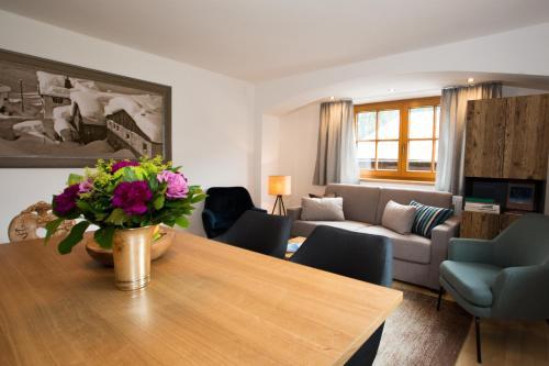 Chalet Karin - Apartment - St. Anton am Arlberg