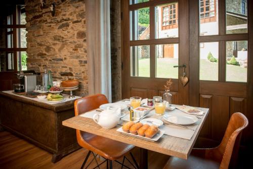 Double Room Complejo Rural Casona de Labrada 17