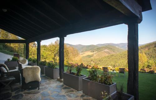 Villa de 2 dormitorios Complejo Rural Casona de Labrada 4