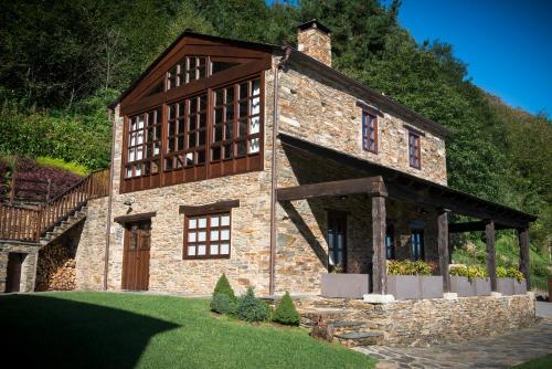 Villa mit 2 Schlafzimmern Complejo Rural Casona de Labrada 3