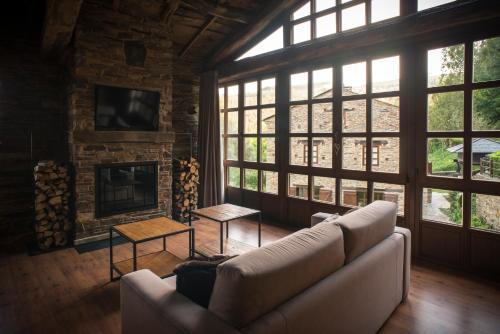 Villa mit 2 Schlafzimmern Complejo Rural Casona de Labrada 14
