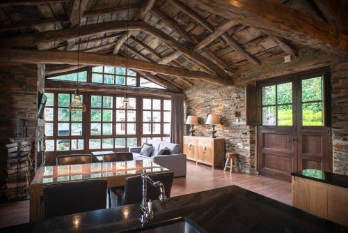 Villa mit 2 Schlafzimmern Complejo Rural Casona de Labrada 9