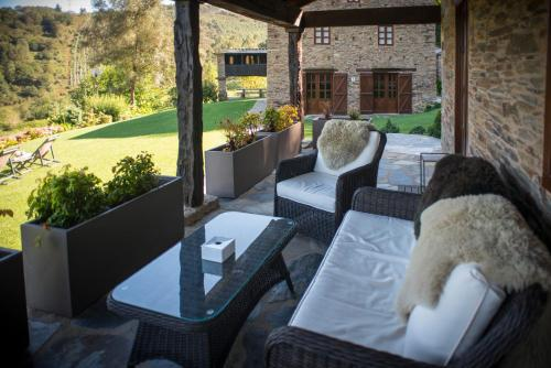 Villa mit 2 Schlafzimmern Complejo Rural Casona de Labrada 5